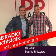 Bernd Fritzges on BB RADIO Mitternachtstalk with Jens Herrmann 2019