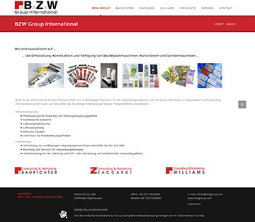 BZW Group International