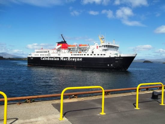 Caledonian MacBrayne, Welcome ABoard