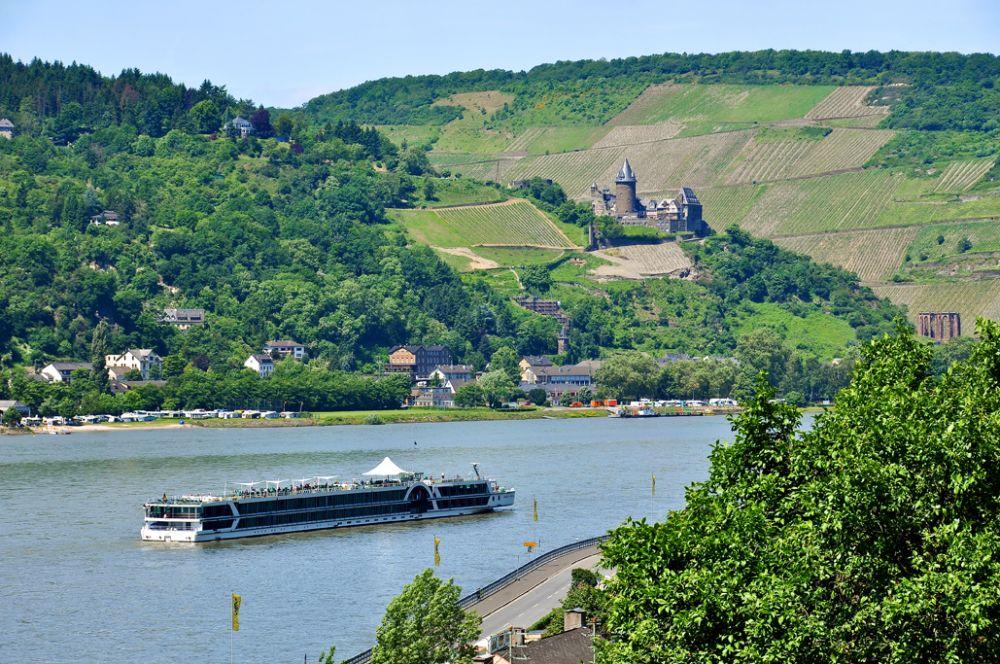 Flusskreuzfahrt Welcome Aboard