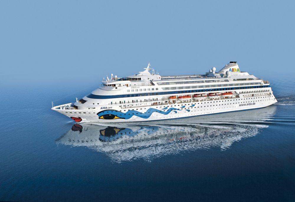 AIDAcara Kreuzfahrtmagazin Welcome Aboard