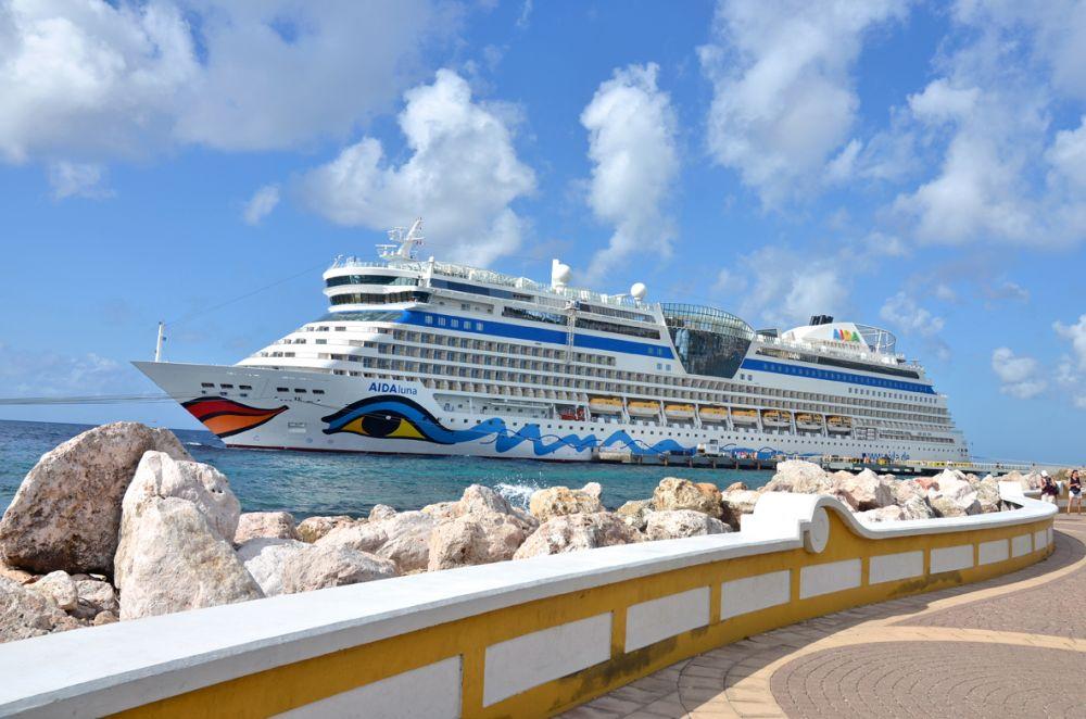 AIDAluna Karibik