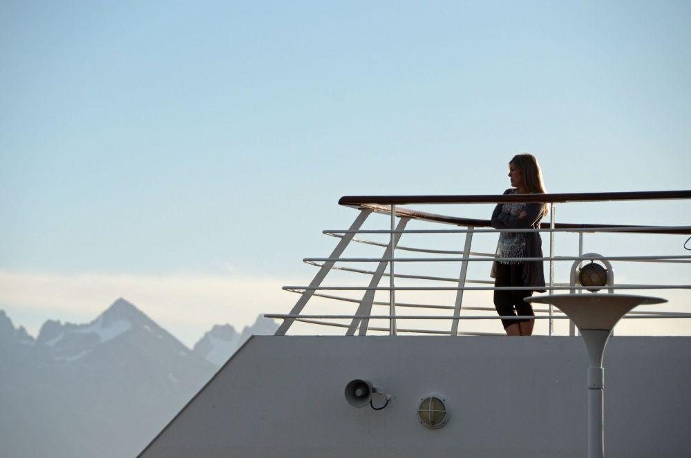 Südamerika, Zaandam, Welcome Aboard