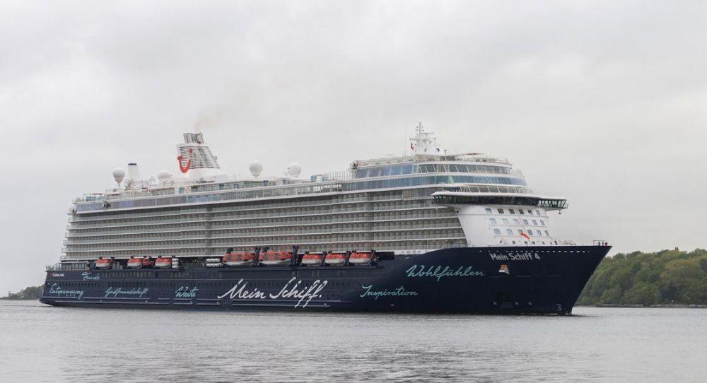 Mein Schiff 4 TUI Cruises Kiel