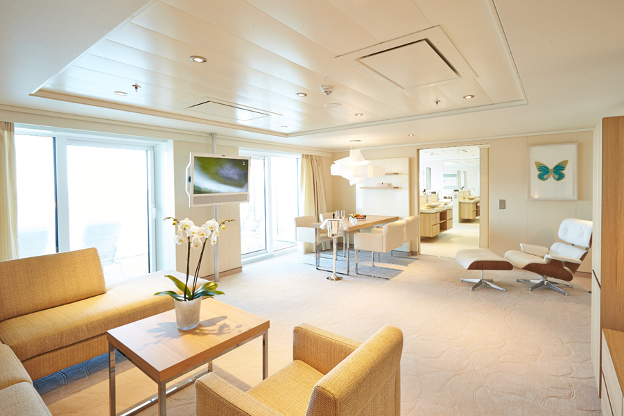Owner's Suite Europa 2