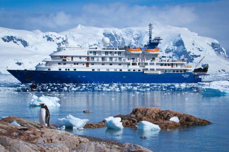 Expeditionsschiff Sea Spirit