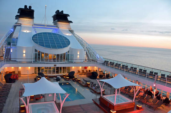 Seabourn Quest Welcome Aboard