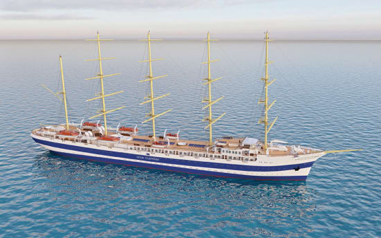 Star Clippers Neubau