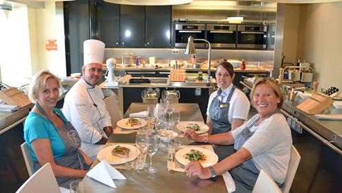 Kochschule Europa 2