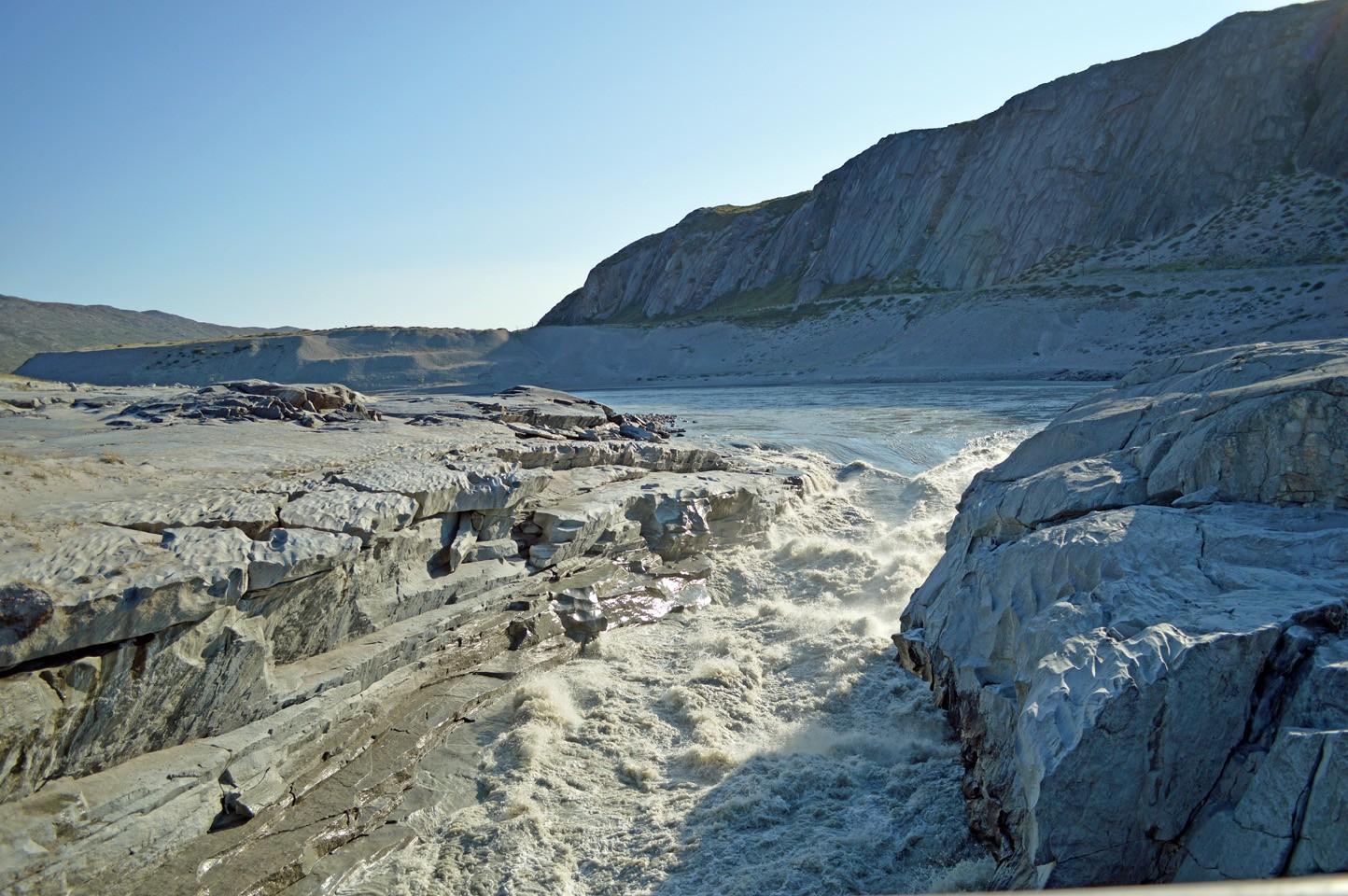 Russel Gletscher Grönland