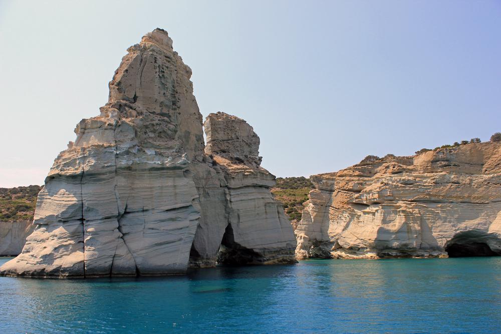 Milos, Welcome Aboard