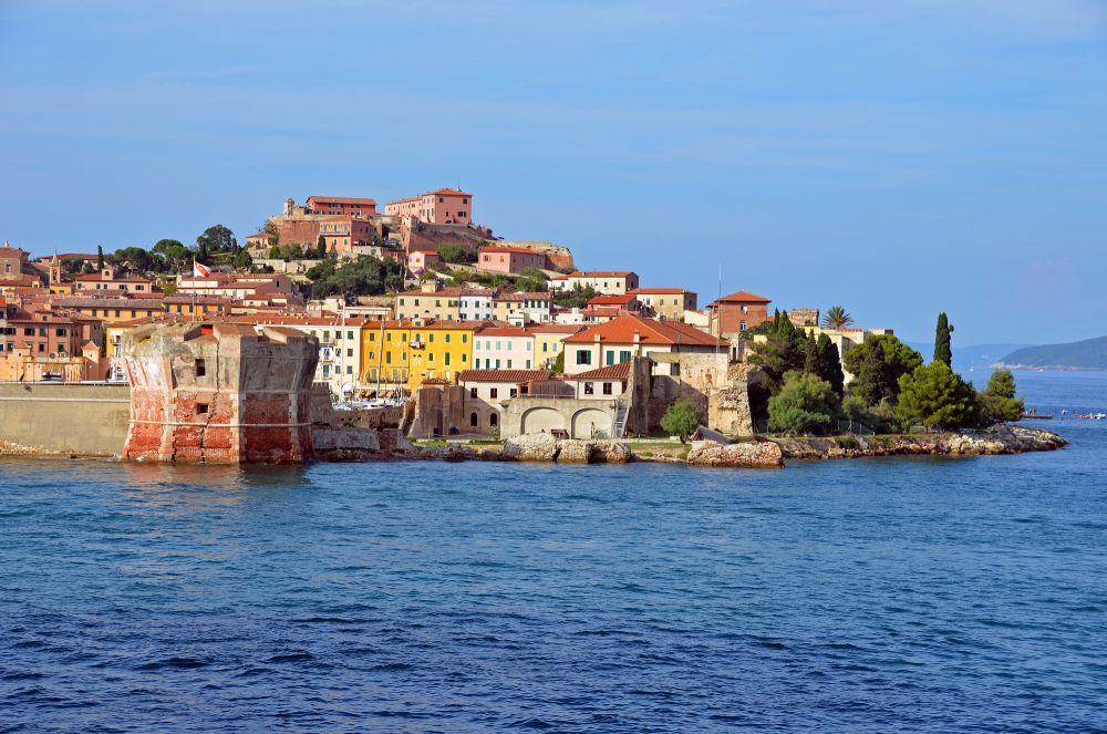 Elba, Portoferraio, Welcome Aboard
