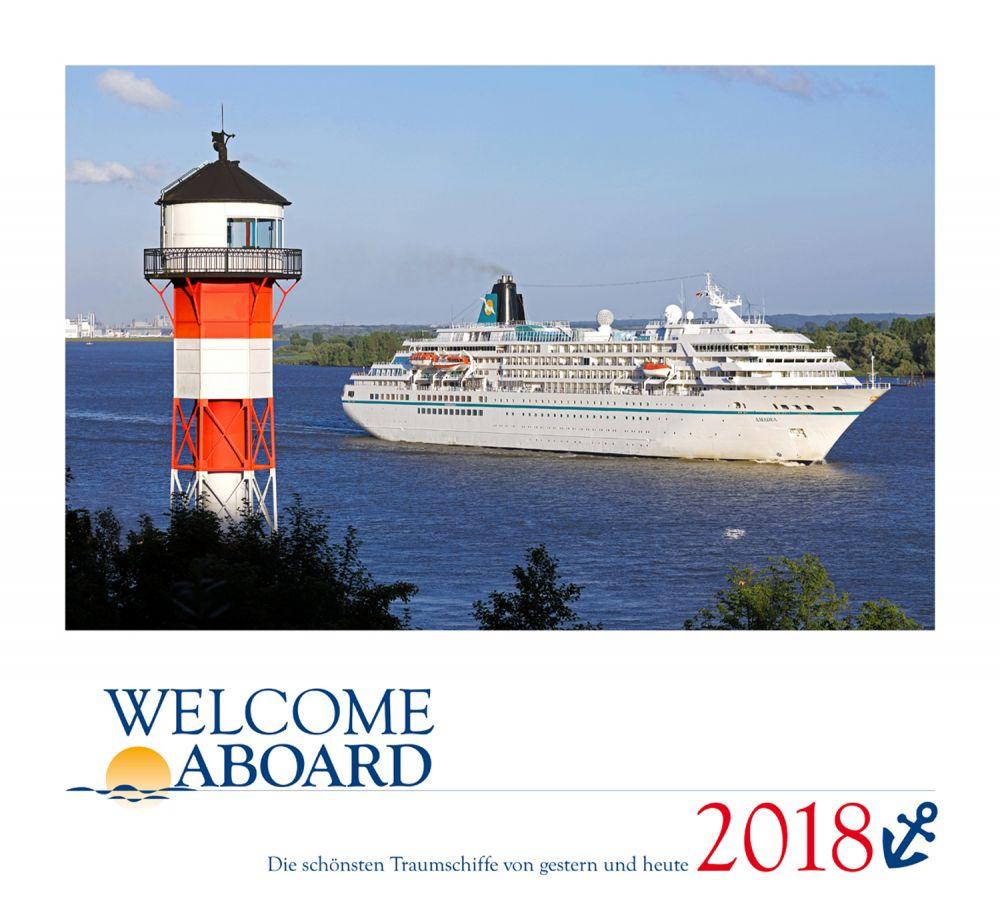 Kalender Welcome Aboard 2018