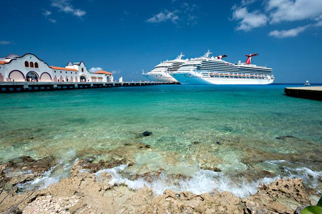 Die fünftägige Rockaholica Kreuzfahrt beginnt  am 29. September 2014 in Miami.  Credit: Tourico Holidays