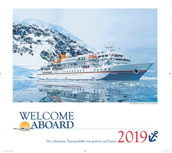 Welcome Aboard 2019