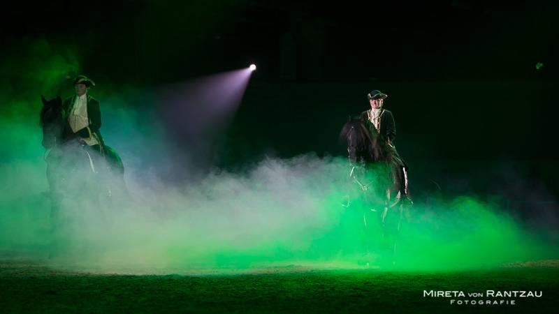 Pferdetheater-DAYLIGHT denn Wunder geschehen