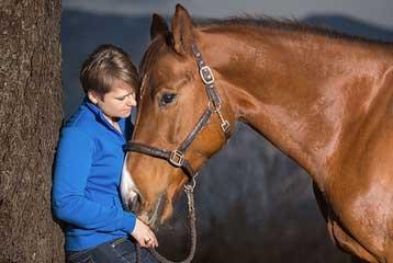 Katja Eggert Tiergedanken, Tierkommunikation, Tiertherapeut