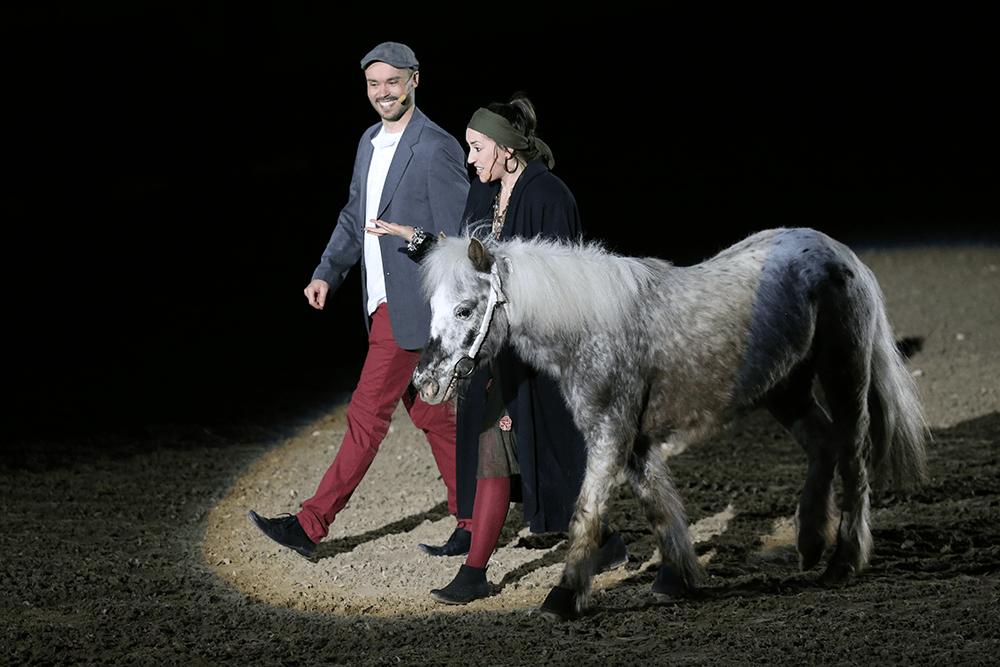 Gorden Golletz Horsica Nord Pferd