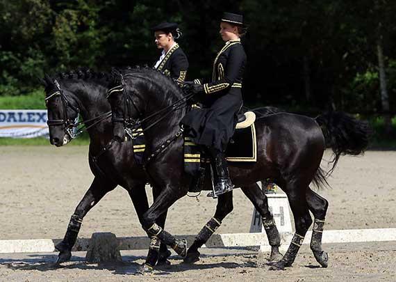 Barockpferdeturnier des ZRFV Altenkirchen