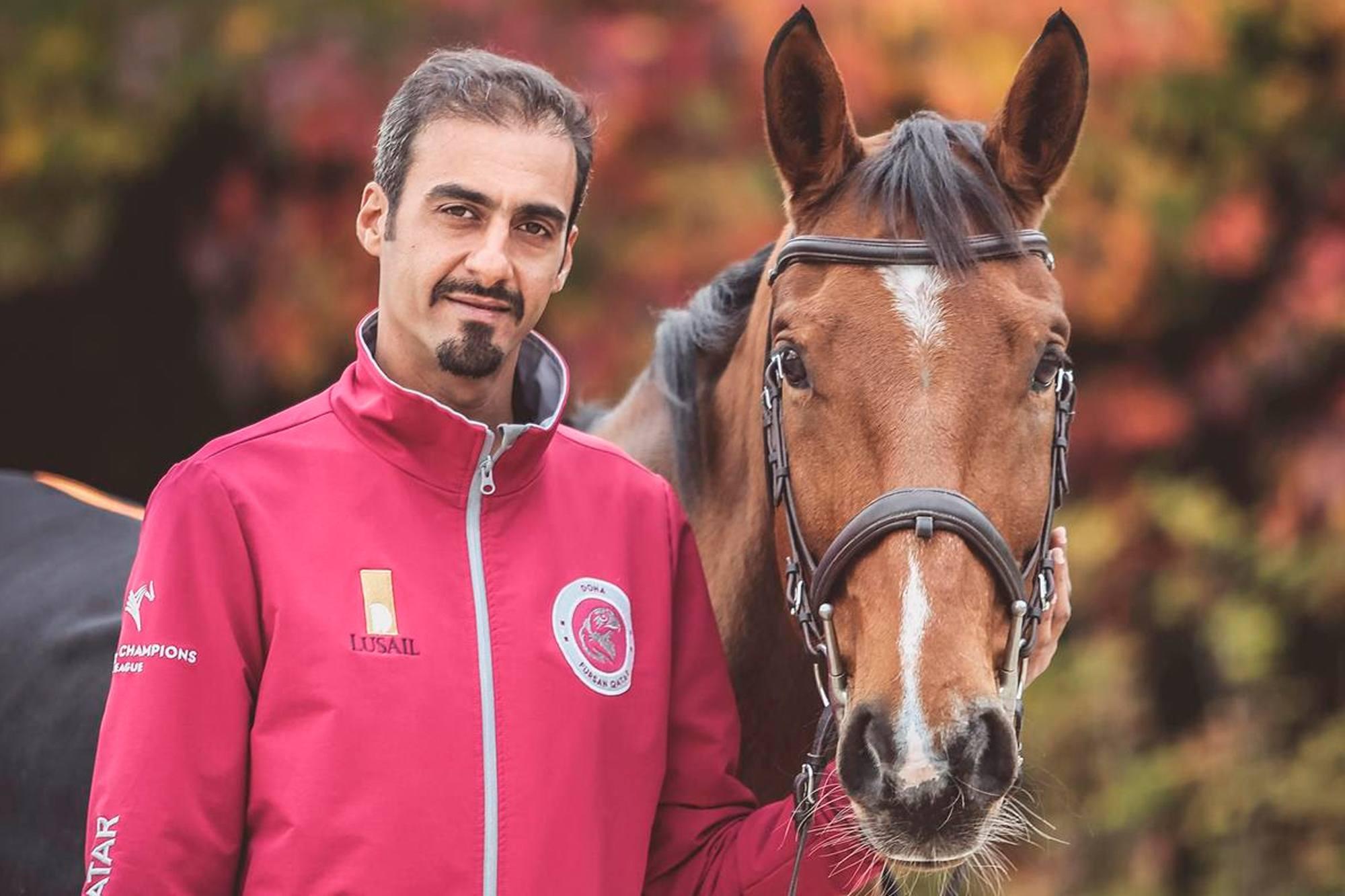 Sheikh Ali Bin Khalid Al Thani