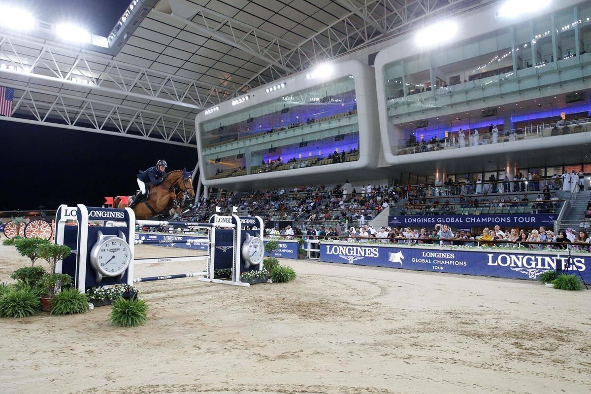 Ben Maher, Große Preis von Doha