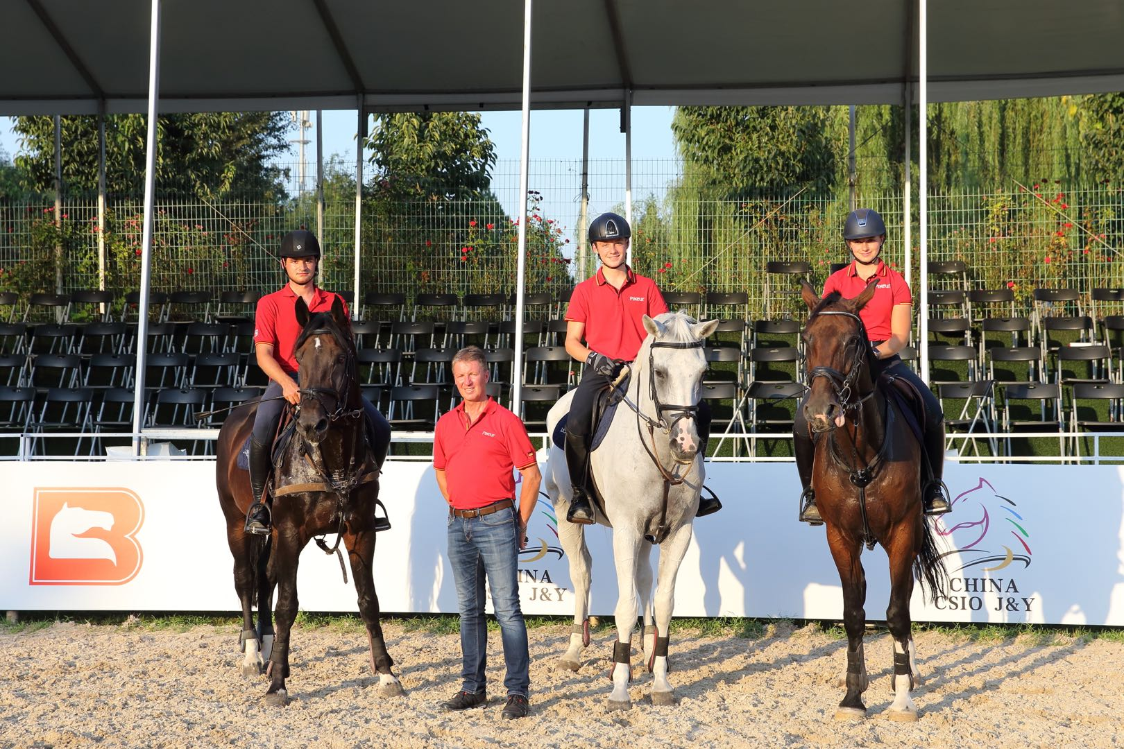 China CSIO J+Y in Peking