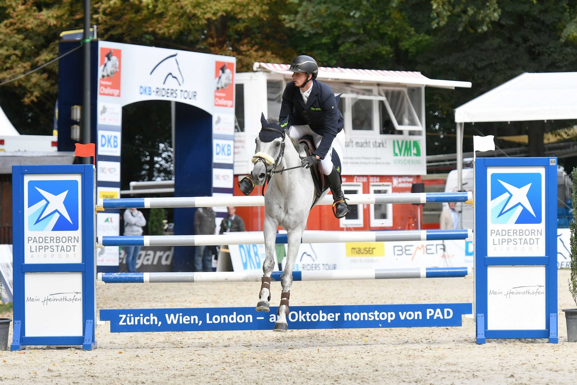 Felix Hassmann, Equiline Youngster Cup, Paderborn Challenge