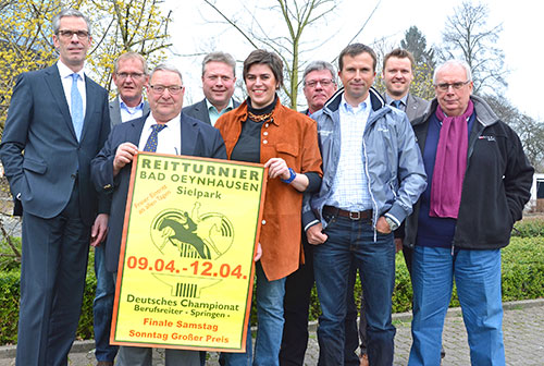 Reitturnier Bad Oeynhausen