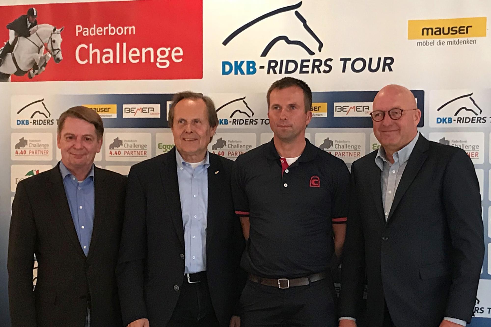 Paderborn Challenge, DKB-Riders Tour, Henrik Griese